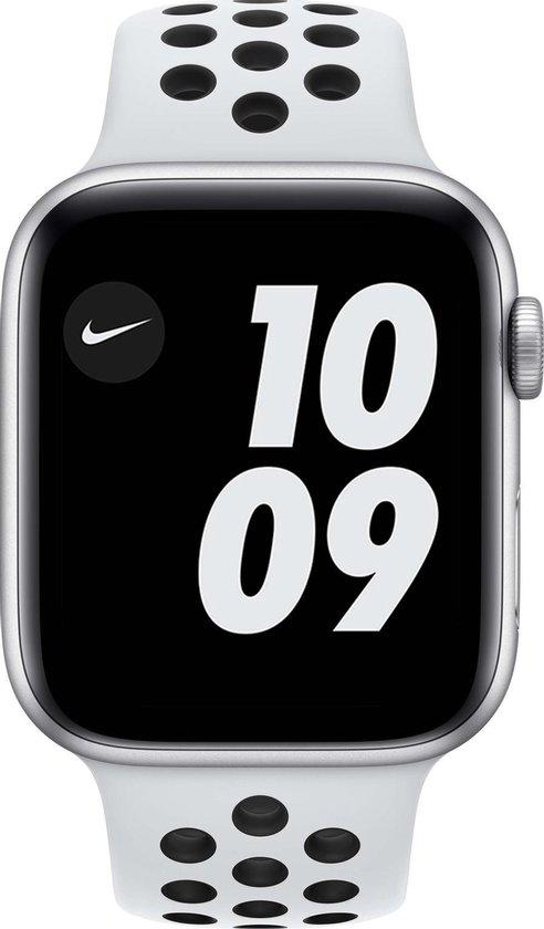 Apple Watch SE Nike - 40mm - Zilver