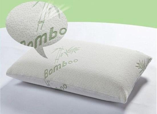 origineel bamboe kussen original bamboo pillow