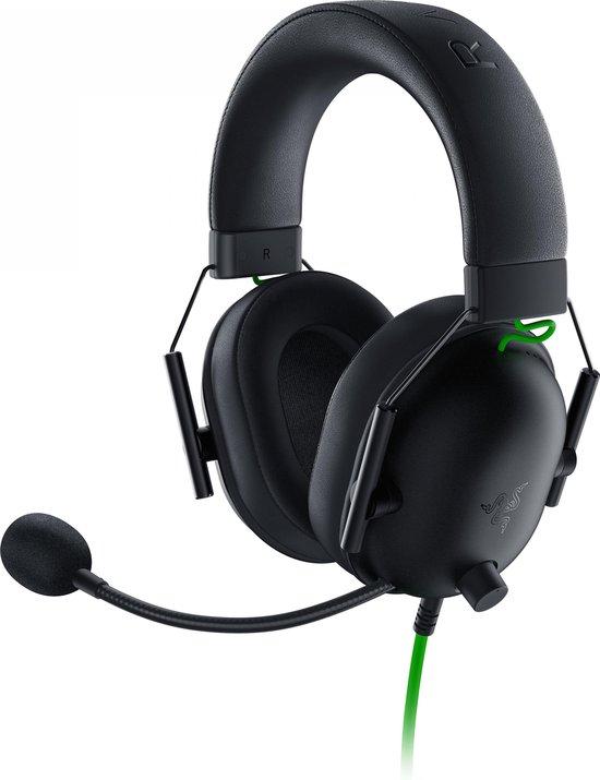 Razer BlackShark V2 X Gaming Headset - PC – Zwart