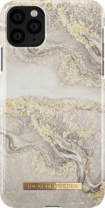 iDeal of Sweden iPhone Case Sparkle Greige Marble