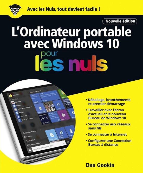 Windows 8.1 Pour Les Nuls : windows, Bol.com, L'ordinateur, Portable, Windows, Nuls,, Nouvelle, édition, (ebook),, Dan...