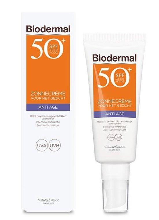 Biodermal Zon – Anti Age Zonnecrème