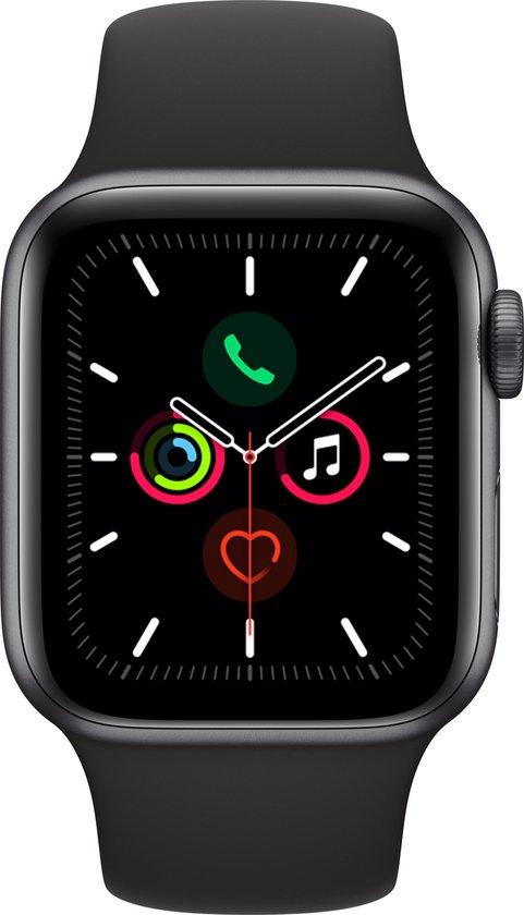 Apple Watch Series 5 - 40 mm - Spacegrijs