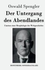 bol.com | Der Untergang des Abendlandes | 9783843080347 | Oswald Spengler |  Boeken