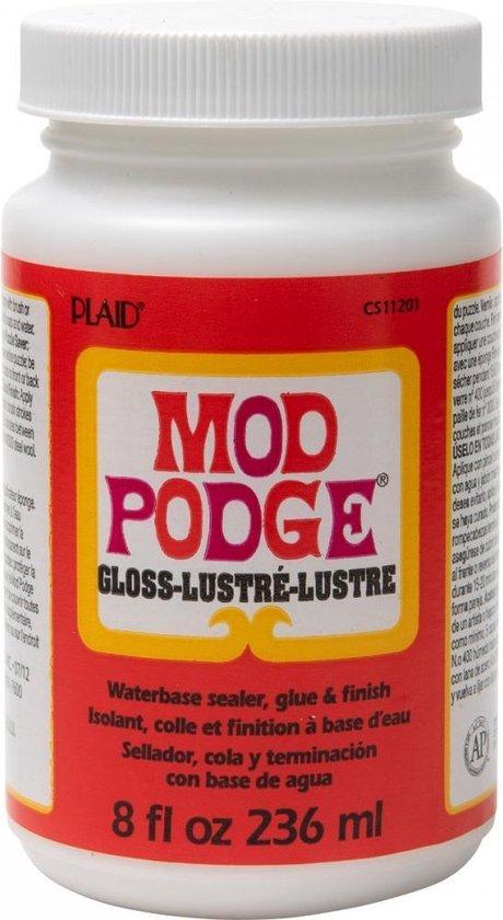 Mod Podge Paint Sealer : podge, paint, sealer, Bol.com, Modpodge, Glans, 236ml
