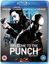 Welcome To The Punch : welcome, punch, Bol.com, Welcome, Punch, (Blu-ray), Dvd's