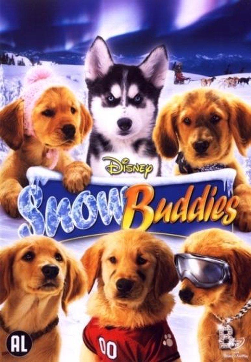 Puppy Paws Movie : puppy, movie, Bol.com, Buddies, (Dvd),, Dopud, Dvd's