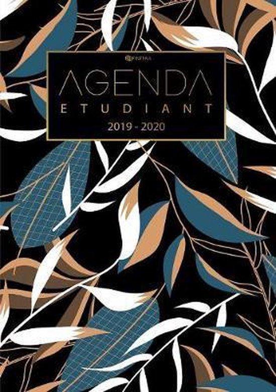 Agenda Scolaire 2019 Et 2020 : agenda, scolaire, Bol.com, Agenda, Etudiant, 2019/2020, Calendrier,, Semainier, Et...