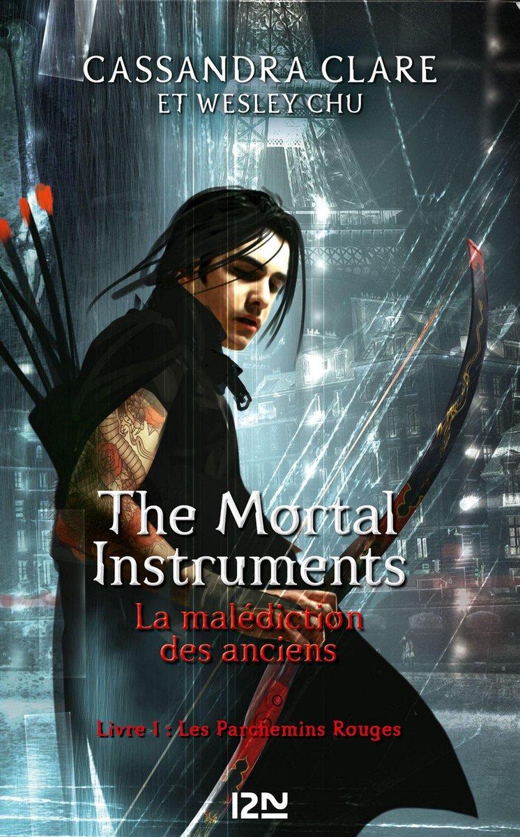 The Mortal Instruments Les Origines : mortal, instruments, origines, Bol.com, Mortal, Instruments, Malédiction, Anciens, Parchemins, Magiques...