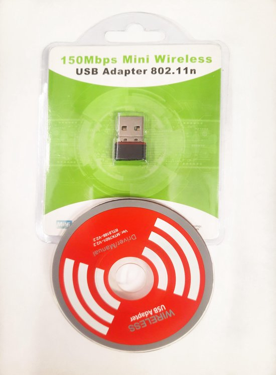Driver Usb Wireless 802.11n : driver, wireless, 802.11n, Bol.com, Draadloze, Adapter, USB2.0, Antenne, Computer, Netwerkkaart...