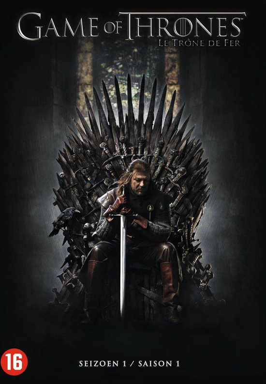Game Of Throne Saison 6 : throne, saison, Bol.com, Thrones, Seizoen, (Dvd),, Aidan, Gillen, Dvd's