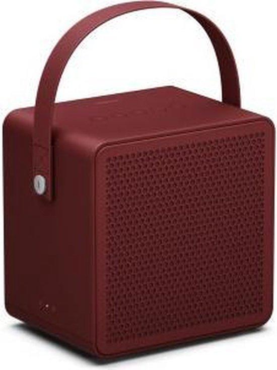 URBANEARS Bluetooth luidspreker Rålis, Haute Red