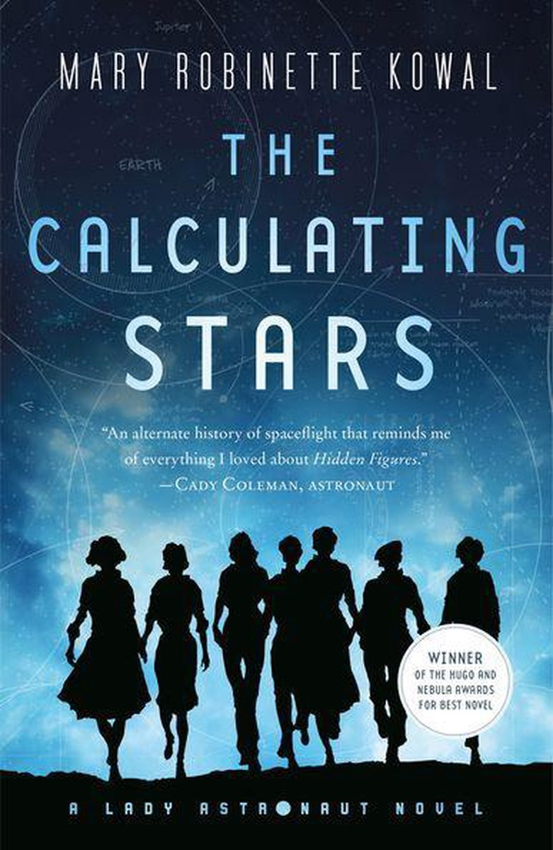 The Calculating Stars By Mary Robinette Kowal : calculating, stars, robinette, kowal, Bol.com, Calculating, Stars, (ebook),, Robinette, Kowal, 9781466861244, Boeken