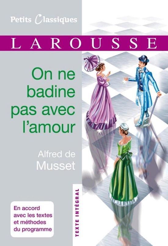 On Badine Pas Avec L Amour : badine, amour, Bol.com, Badine, L'amour, (ebook),, Alfred, Musset, 9782035866158, Boeken