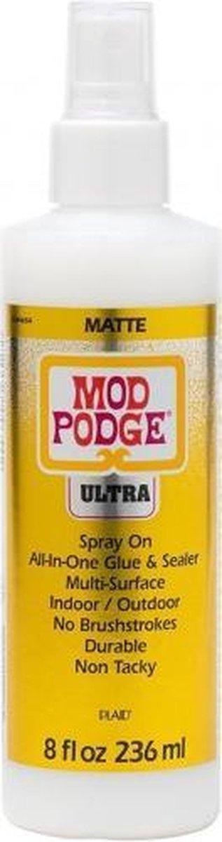 Mod Podge Paint Sealer : podge, paint, sealer, Bol.com, Podge, Ultra, Spray,, Alles-in-Eén, Decoupage, Lijm,, Vernis, Afwerking,, Ml...