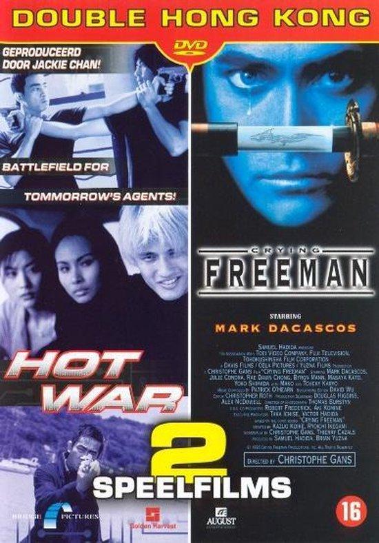 Crying Freeman (film) : crying, freeman, (film), Bol.com, Speelfilm, War/Crying, Freeman, (Dvd), Dvd's
