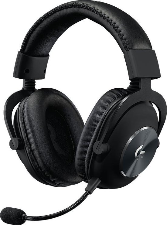 Logitech G PRO X Professionele Gaming Headset - DTS Headphone:X 2.0 en 7.1 Surround sound