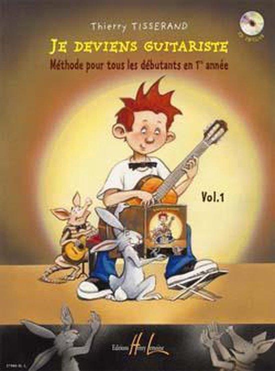Je Deviens Guitariste Volume 1 : deviens, guitariste, volume, Bol.com, Deviens, Guitariste, Thierry, Tisserand, 9790230979801, Boeken