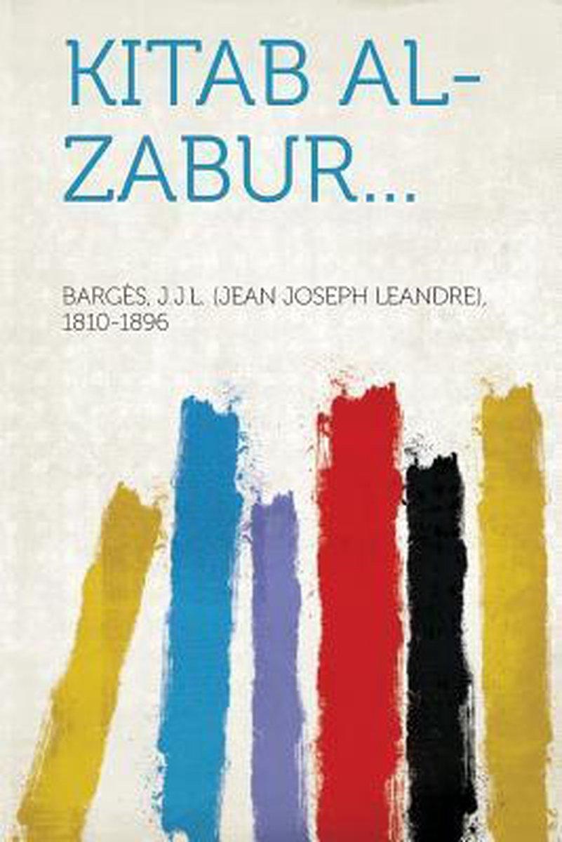 Kitab Jabur : kitab, jabur, Bol.com, Kitab, Al-Zabur..., 9781314956788, Boeken