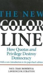 bol.com | The New Color Line, Olin Fellow Paul Craig Roberts |  9780895264237 | Boeken