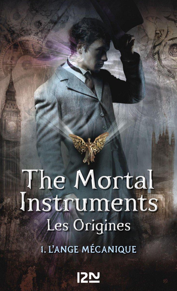 The Mortal Instruments Les Origines : mortal, instruments, origines, Bol.com, Mortal, Instruments,, Origines, (ebook),, Cassandra, Clare, 9782823812053...