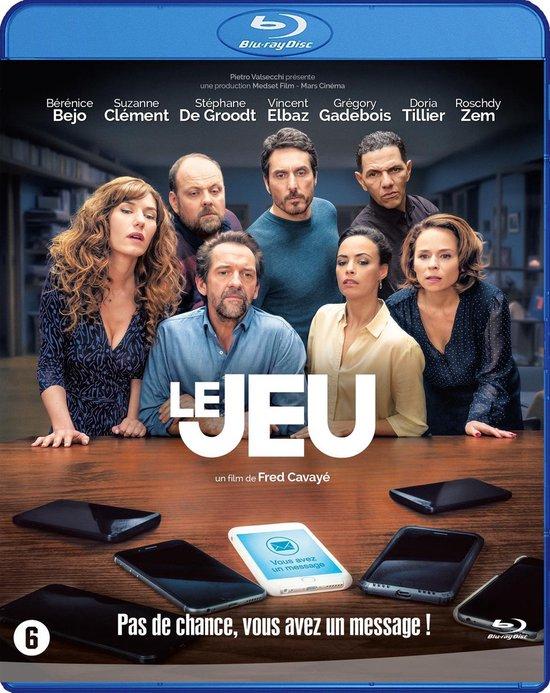 Le Film Le Jeu : Bol.com, (Blu-Ray), (Import), (Blu-ray), Dvd's