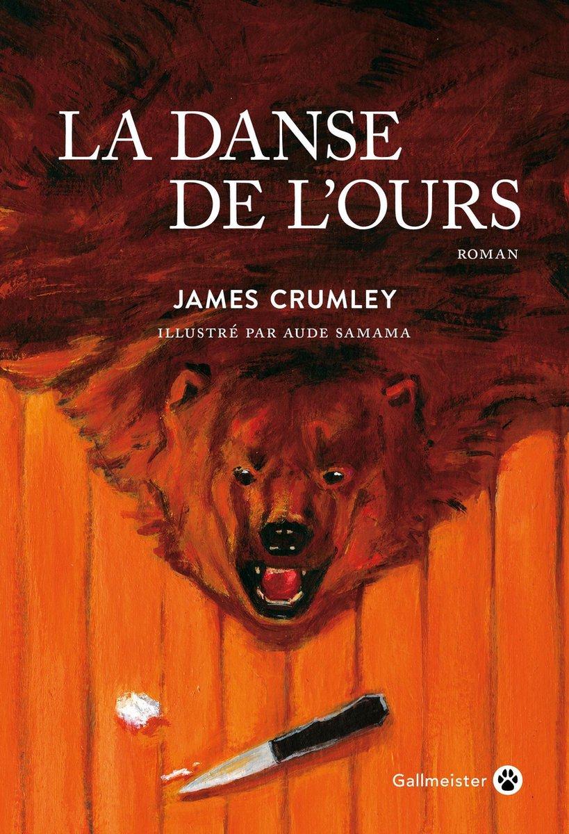 La Danse De L Ours : danse, Bol.com, Danse, L'ours, (ebook),, James, Crumley, 9782404006086, Boeken