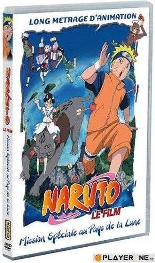 Naruto Le Film 3: Mission spéciale au pays de la Lune