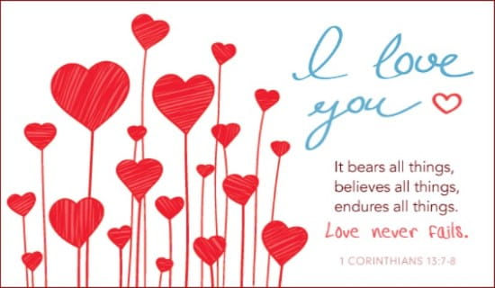 Sympathy Wallpaper Quotes Free Love Never Fails Ecard Email Free Personalized Love