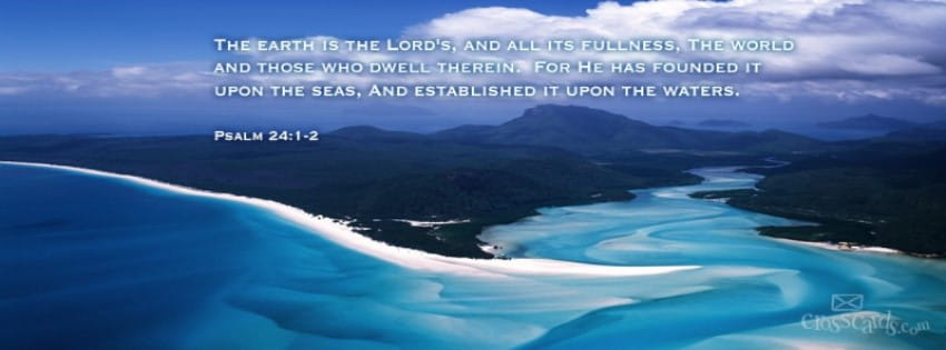 Download Psalm 241 2 Christian Facebook Cover Amp Banner