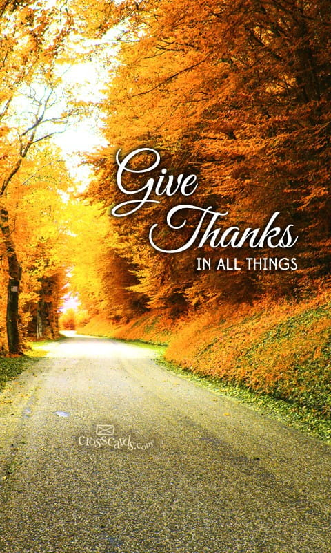 Fall Give Thanks Wallpaper Give Thanks Desktop Wallpaper Free Backgrounds