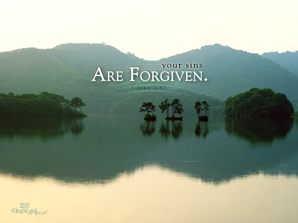 Sympathy Wallpaper Quotes Sins Forgiven Bible Verses And Scripture Wallpaper For