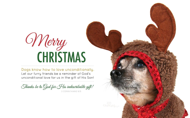 Merry Christmas Love Desktop Wallpaper Free Winter