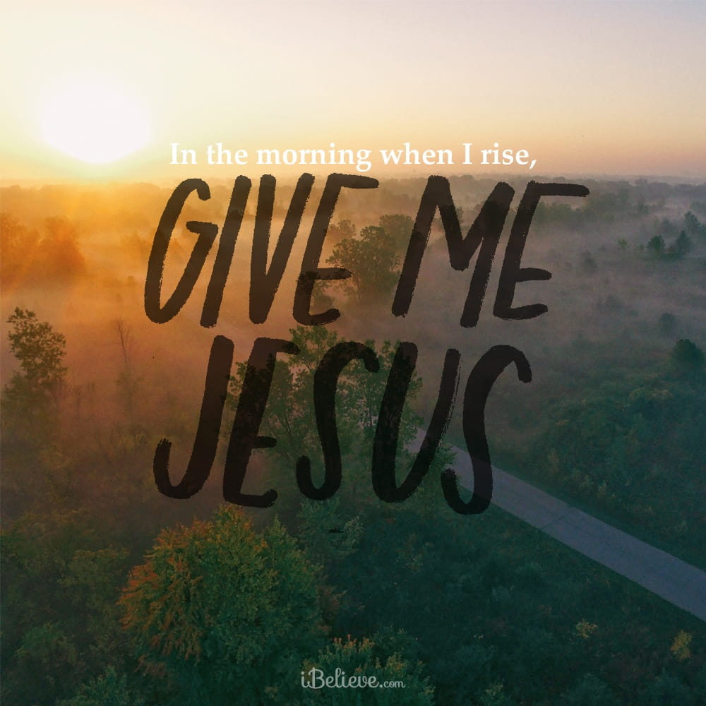 give-me-Jesus