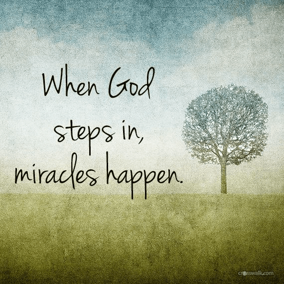 Image result for god is a god of miracles