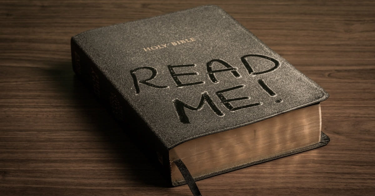 8 Reasons We Don't Read the Bible - Bible Study
