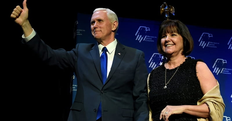 Mike Pence Receives Criticism for Protecting His Marriage