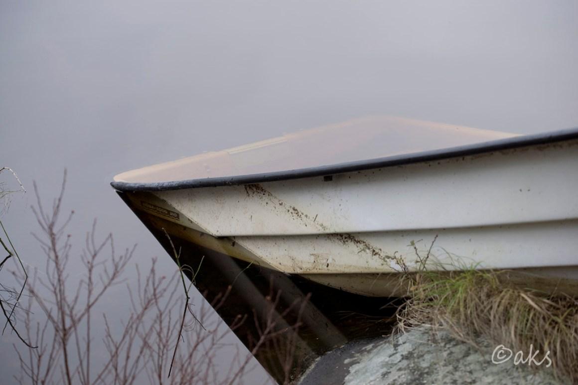 Båt i behov av öskar