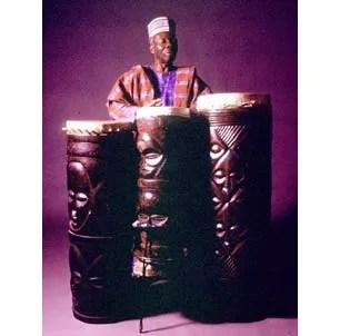 Babatunde Olatunji Delivering the cure  Saloncom