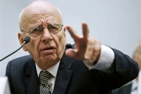 Rupert Murdoch: Satan's little helper