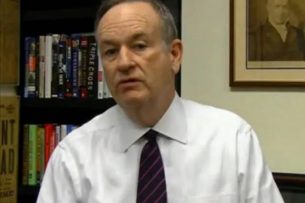 "Bill O'Reilly says black Americans are poor because of Obama and ""the culture"""