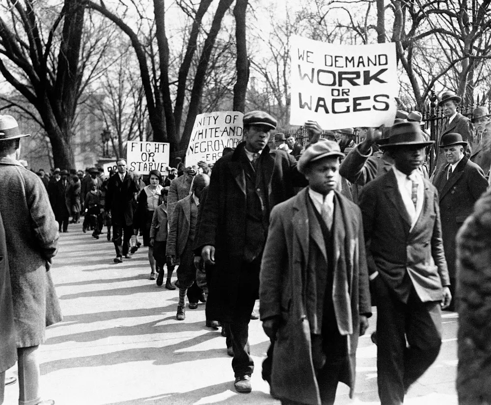 This Labor Day, We Need Protests
