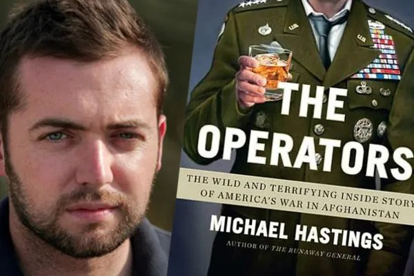 Image result for pics of michael hastings