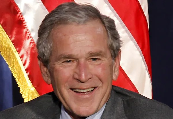 Sorry, George W. Bush, but this whole mess is still your fault