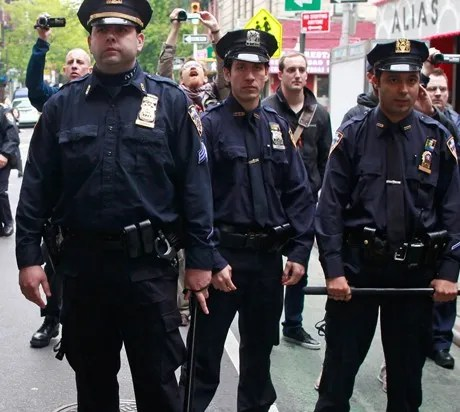 Suddenly, NYPD doesn't love surveillance anymore
