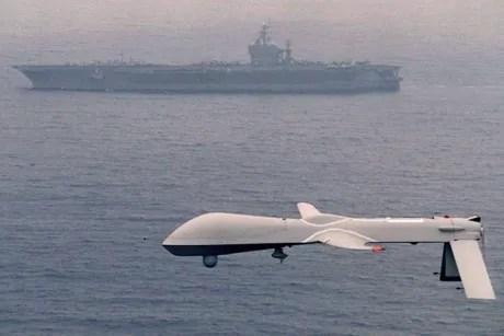 Media, drones and rank propaganda