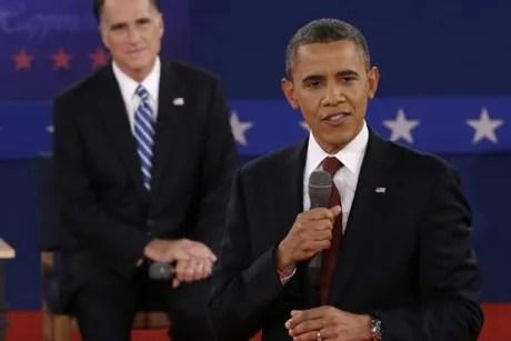 Barack Obama's best debate -- ever
