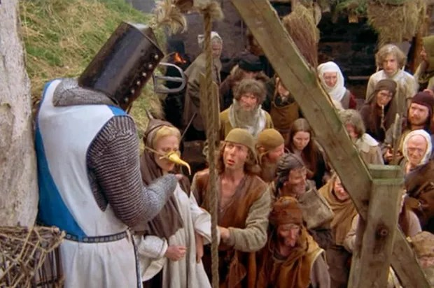 From Salem to Monty Python Witch hunt in pop culture