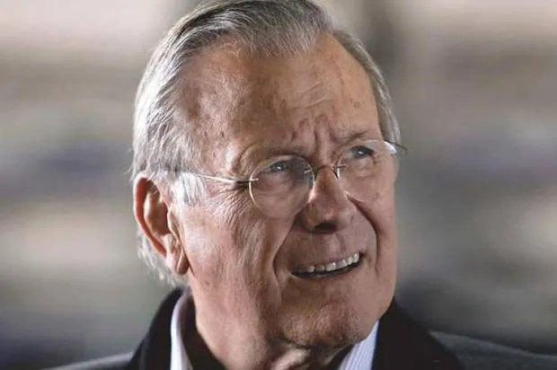 Donald Rumsfeld comes to Jesus -- 12 years later: <em>Now</em> he admits George W. Bush was wrong about Iraq