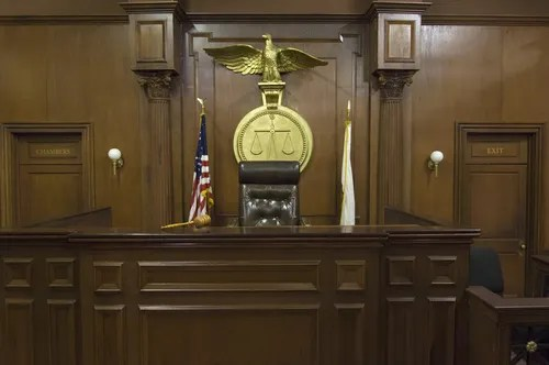 Courtrooms are inaccessible by design  Saloncom